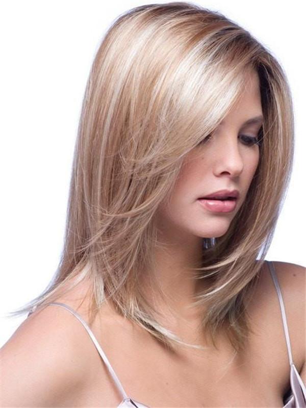 Blomd Milan Synthetic Hair Topper Half