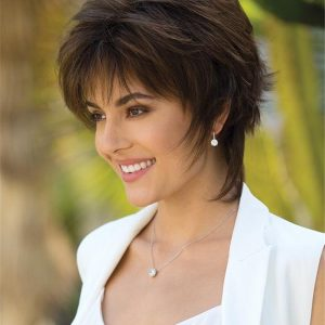Rooted Millie Synthetic Wig Basic Cap For Women