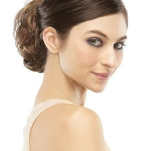 Blond Mimic Synthetic Hair Wrap All Hairpieces