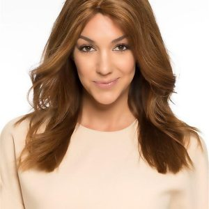 Brown Mono Top Human Hair Topper Half All Hairpieces