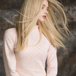 Blonde Rooted Obsession Human Hair Lace Front Wig For Women