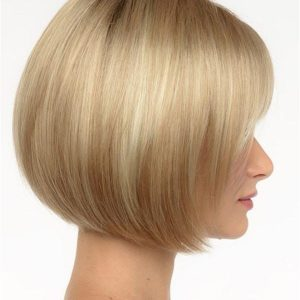 Black And Blonde Scarlett Synthetic Wig Basic Cap