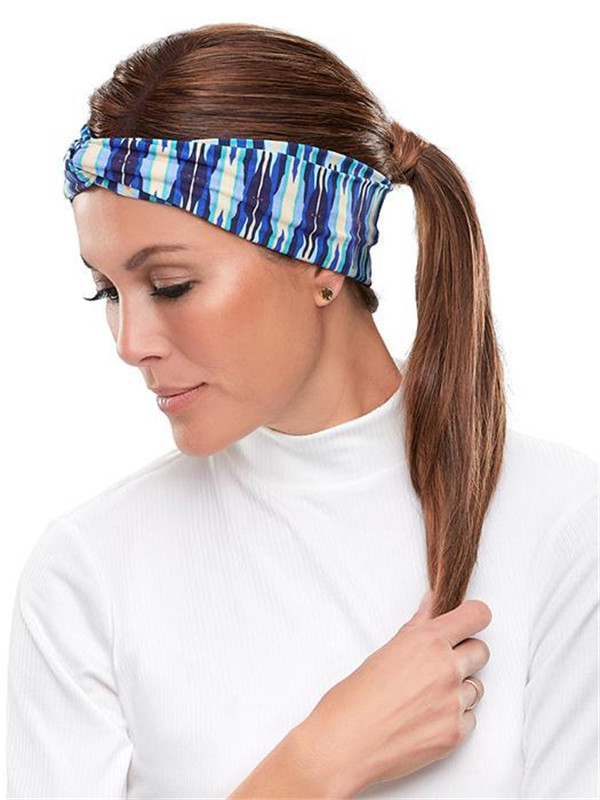 Blue The Softie Accent Print Hats New Arrivals