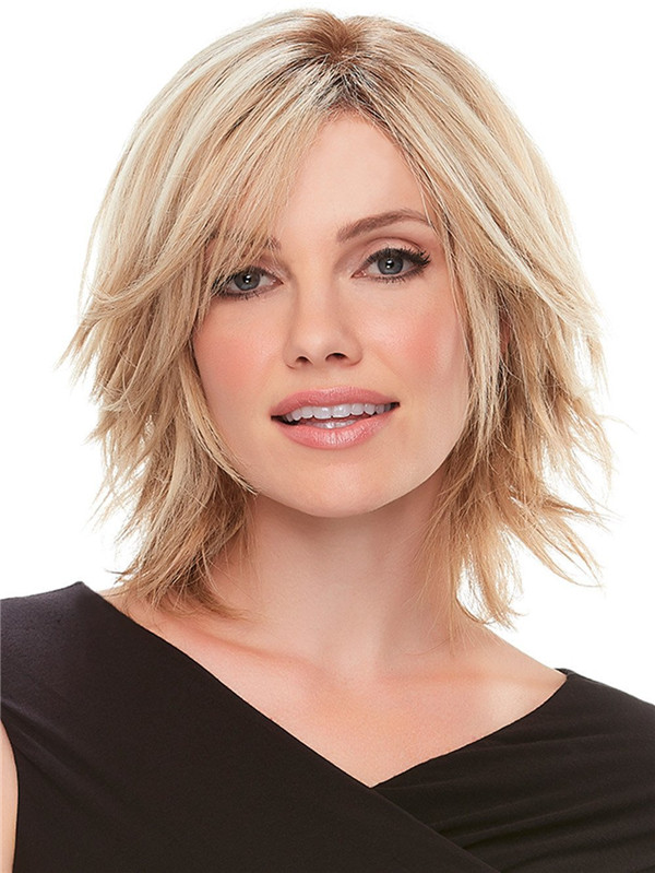 Brown Top Exclusive Human Hair Topper Half