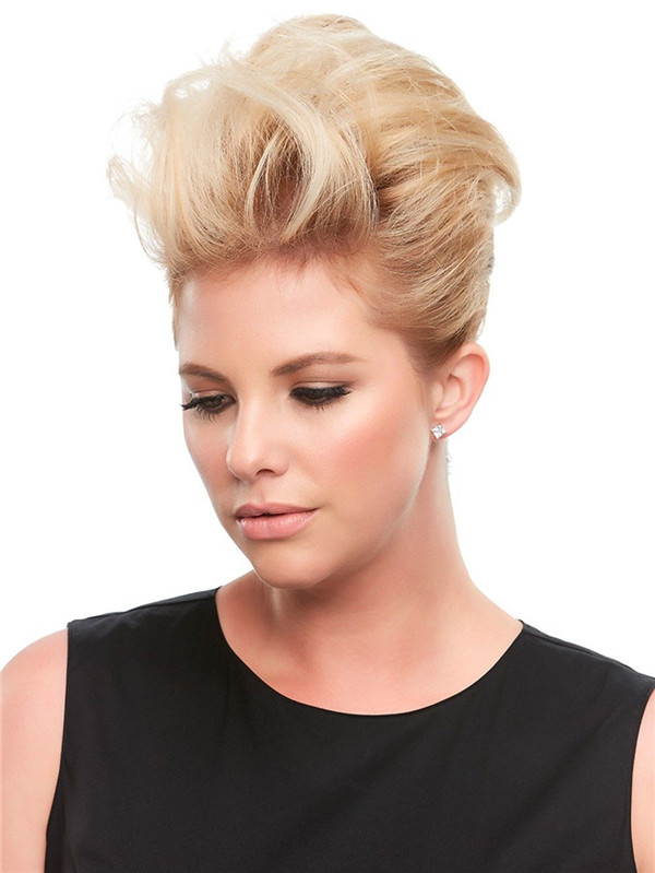 Blond Exclusive Human Hair Topper All Hairpieces