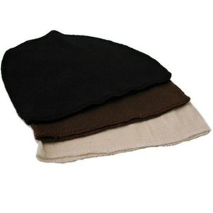 Brown Cotton Wig Liner Cap Hats Headcovers
