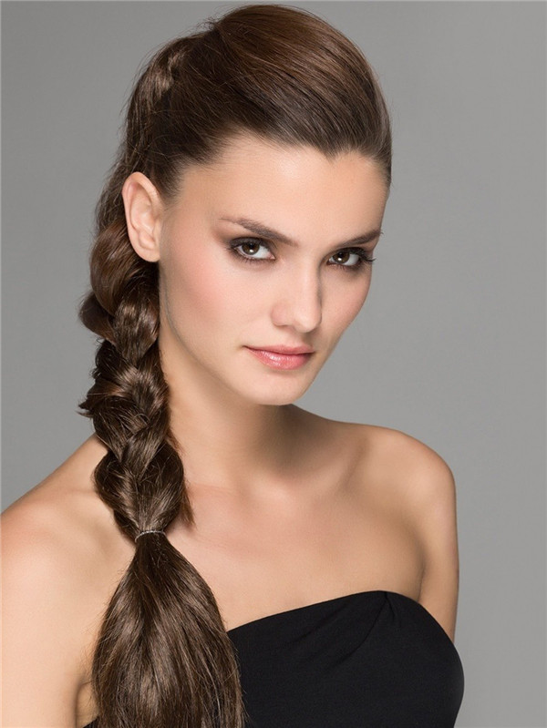 Wodka Synthetic Ponytail Clip In All Hairpieces